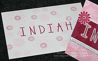 Indiah card envelope 2